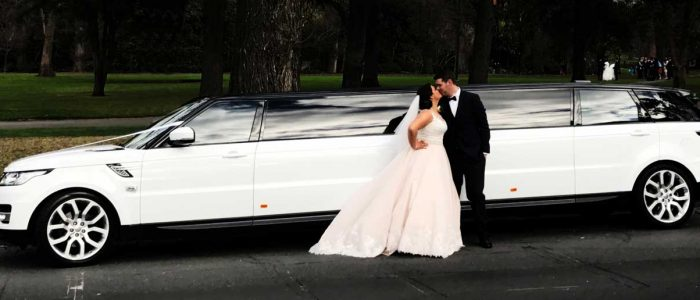 Wedding Limo Hire in Melbourne